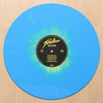 Stallion - Rise And Ride - Blue & Yellow Splatter Vinyl - 12 inch