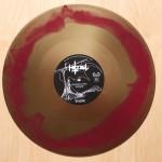 Hazael - Thor - Red & Gold Merge Vinyl LP - 12 inch
