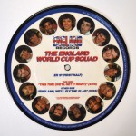England World Cup Squad - This Time - Vinyl Picture Disc - 12 inch