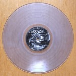 Massacre - Back From Beyond - Clear Vinyl LP - 12 inch