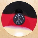 Midnight – No Mercy For Mayhem - German Flag Striped Vinyl - 12 inch