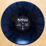 Midnight - Satanic Royalty - Black & Blue Splatter Vinyl - 12 inch