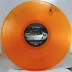 The Parlez - Glisten - Orange & Black Swirled Vinyl - 12 inch