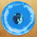 Outfit - Slowness - Blue & White Swirl Vinyl LP - 12 inch