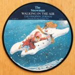 The Snowman - Walking In The Air - Picture Disc Vinyl - 12 inch
