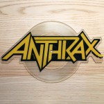 Anthrax - I'm The Man - Shaped Vinyl Picture Disc - 12 Inch