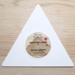 Egyptian Lover - Egypt Egypt - White Triangle Shaped Vinyl - 12 Inch