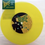 David Bowie - Let's Dance - Yellow Vinyl Melbourne Edition - 12 Inch