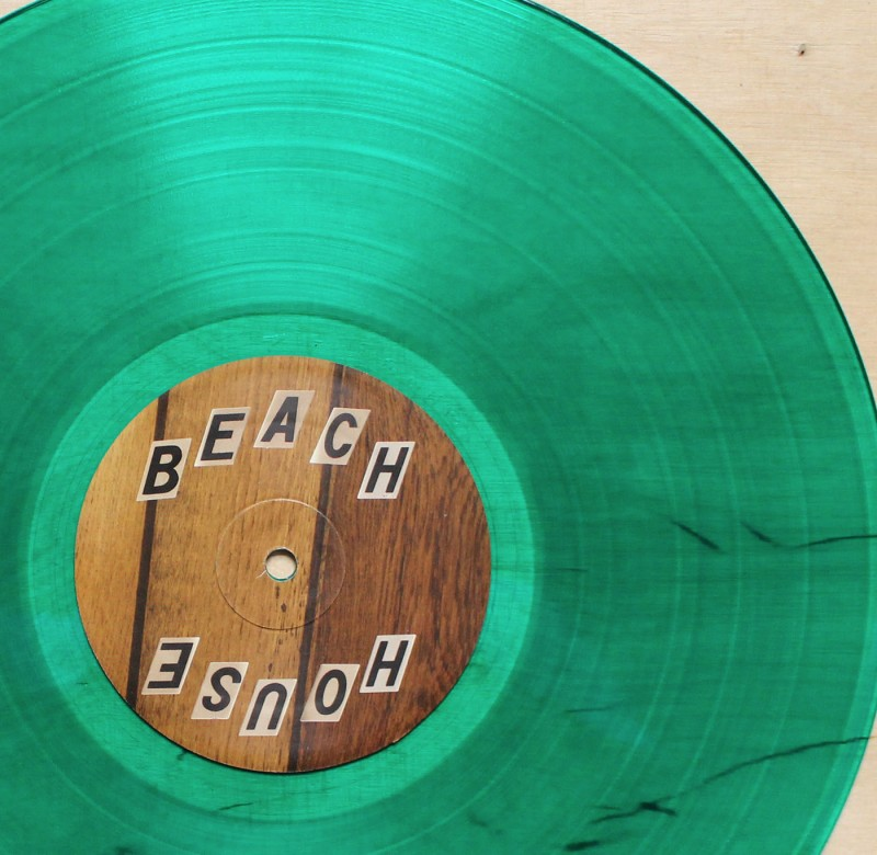 Beach House Thank Your Lucky Stars Quot Loser Quot Green Vinyl
