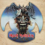 Iron Maiden - The Evil That Men Do - Shaped Picture Disc Vinyl - 12 Inch