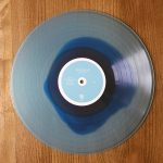 Shenmue OST -  Blue in Clear Vinyl - 12 Inch