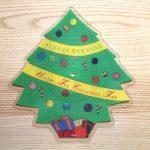 Albert Hammond - Under The Christmas Tree - Shaped Picture Disc Vinyl - 12 Inch