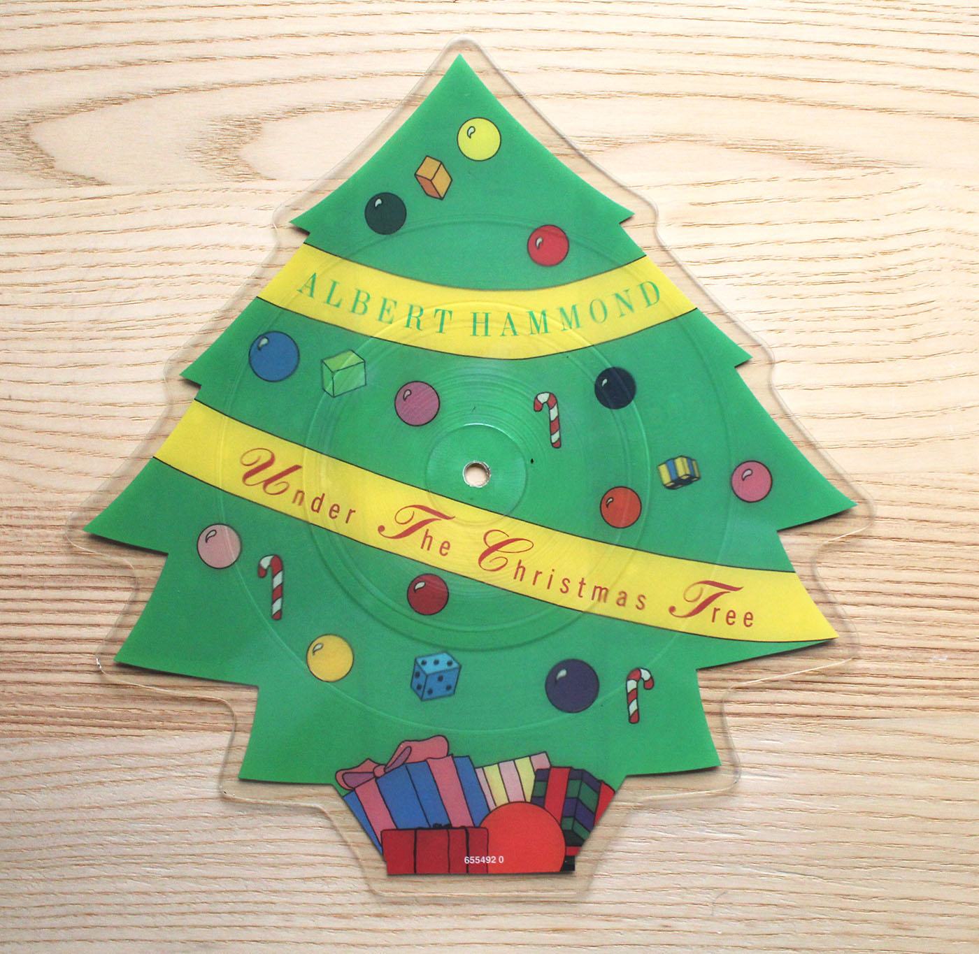Albert Hammond Under The Christmas Tree