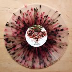 Midnight - Shox Of Violence - Clear / Red / Black Splatter Vinyl - 12 Inch