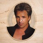 Don Johnson - Heartbeat - Shaped Picture Disc Vinyl - 12 Inch